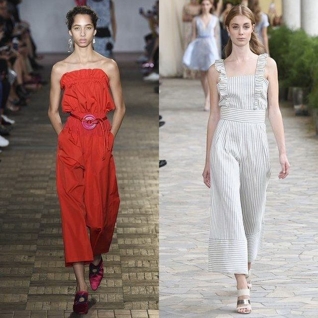 Spring-Summer 2018 trendy palazzo pants | Summer Palazzo Jumpsuit