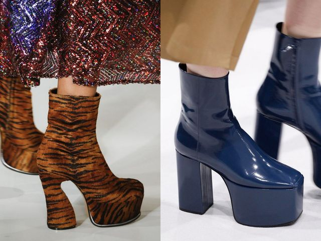 Boots for women Fall-Winter 2016-2017 | Platform boots