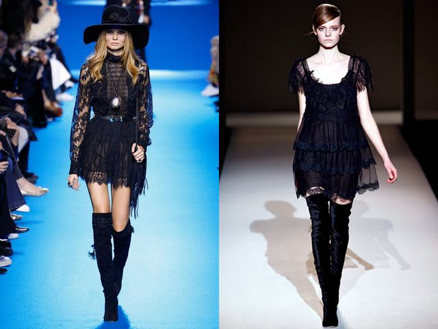 Boots for women Fall-Winter 2016-2017 | Thigh high boots for ladies
