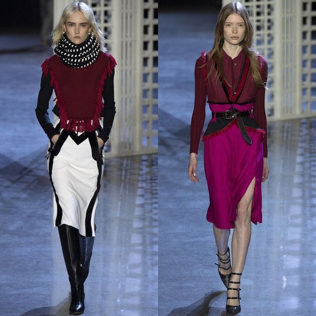 Winter Trends To Follow For Knee Length Skirts