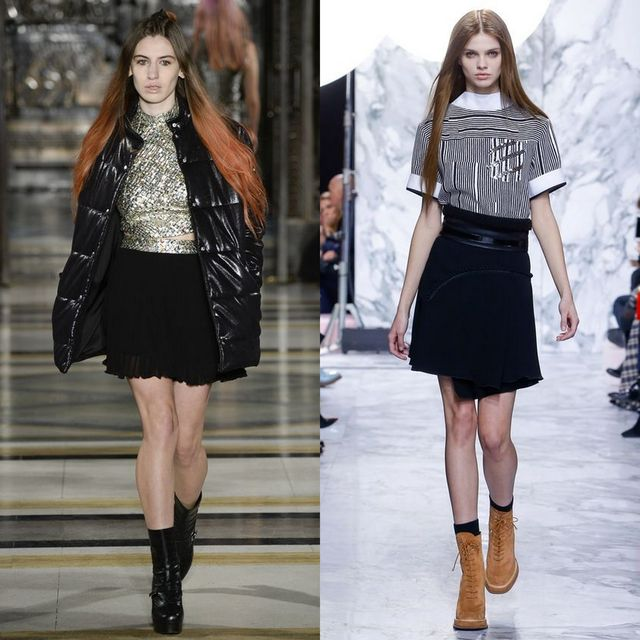 Trends For Short Skirts