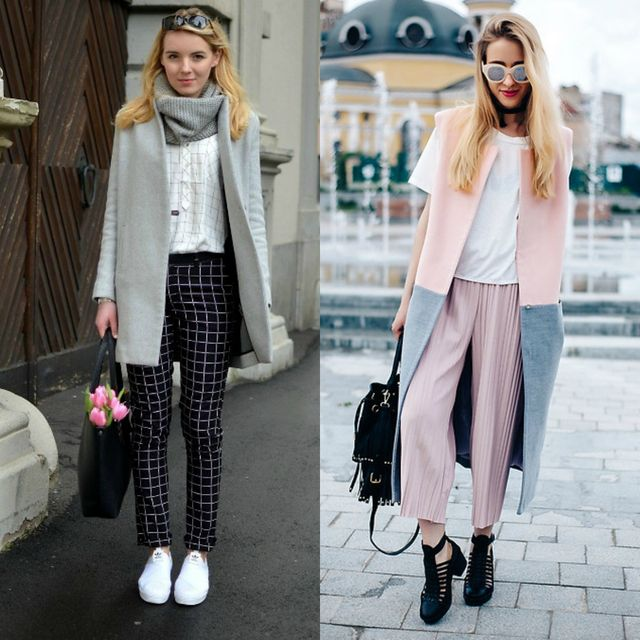 Outfits with women's business casual pants