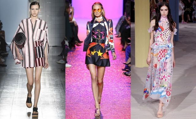 Spring Summer 2017 fashion trends | Graphic Prints