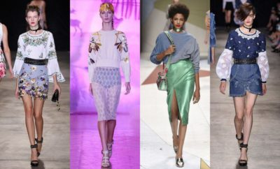 Spring Summer 2017 Trends For Skirts