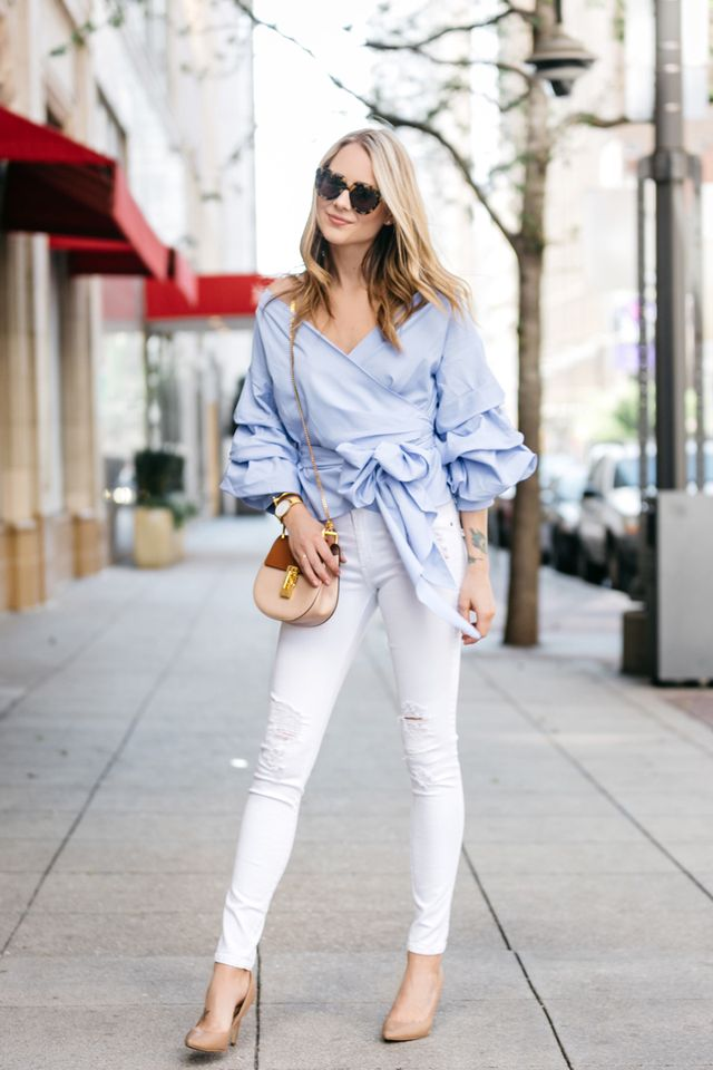 Casual summer outfits with jeans