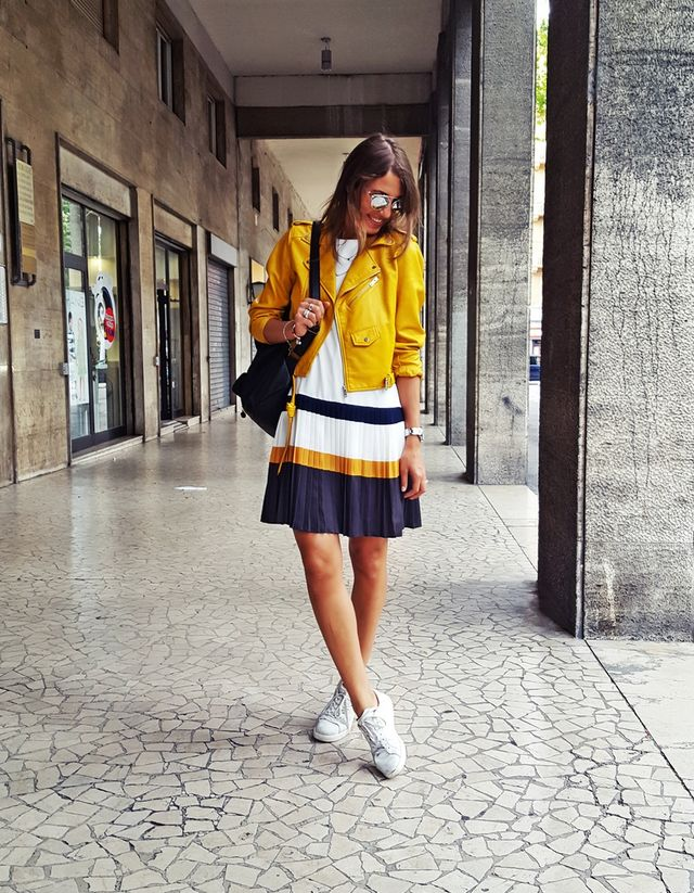 Summer outfits for teenage girl | Outfit with sneakers for teen girl