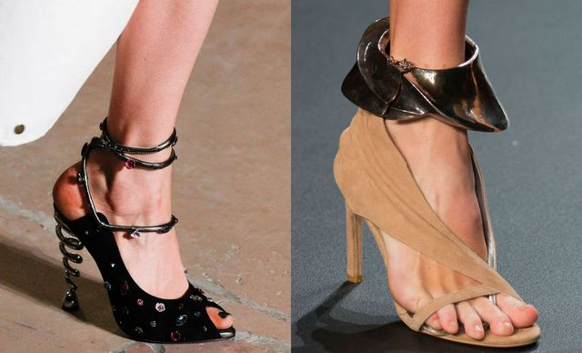 2017 Sandals Trends For High heel sandals