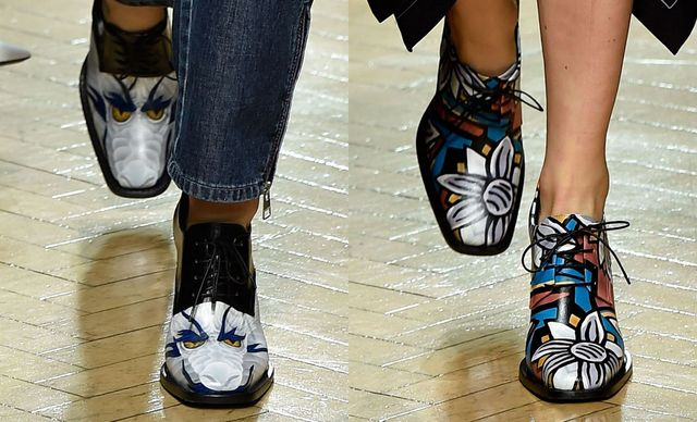2017 Spring Shoes For Women | Shoes with prints