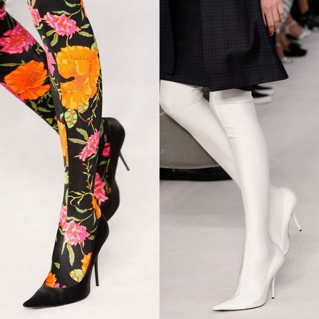 2017 Spring Boots For Women | Thigh high boots