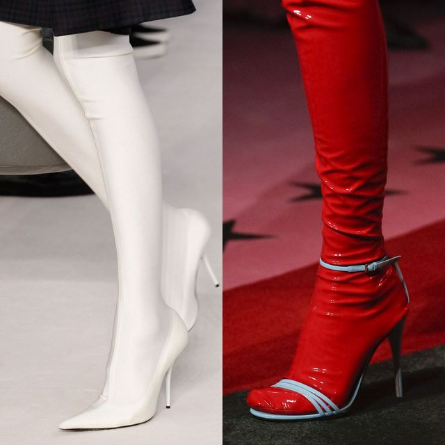 2017 Spring Boots | Thigh high boots For Women