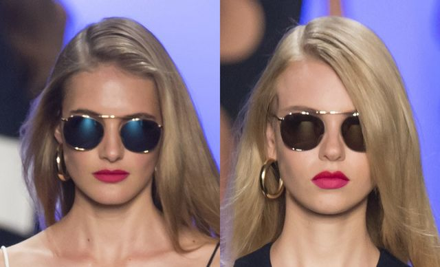 Mirrored sunglasses trends | Cushnie et Ochs