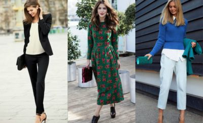 Work outfits for ladies