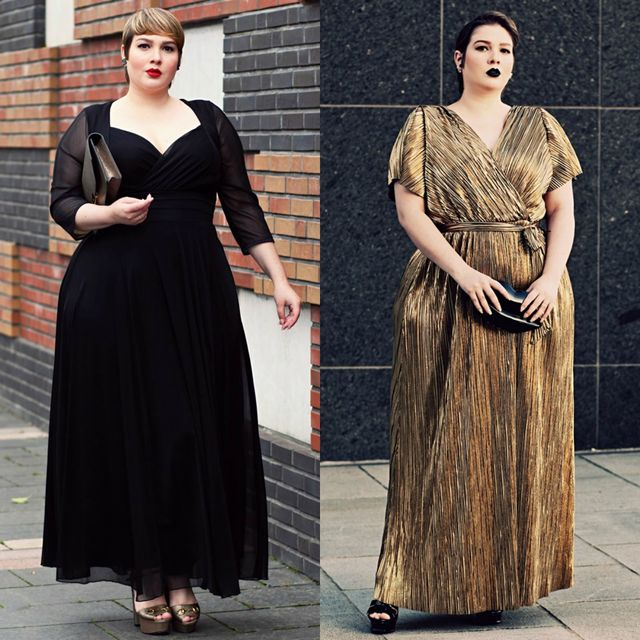 Spring plus size outfit ideas | Plus size dresses for women for special occasions