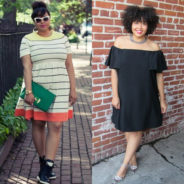 Spring plus size outfit ideas | Plus size spring dresses
