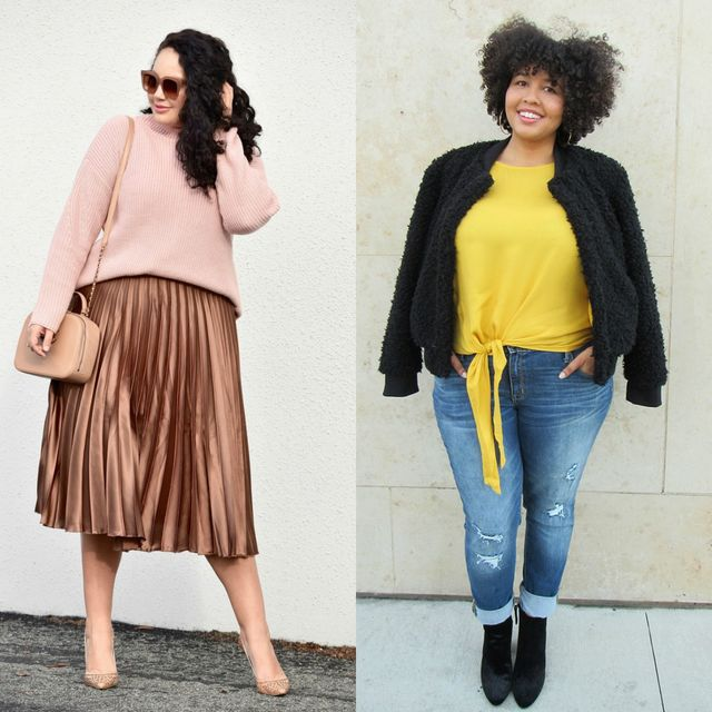 10 Spring Plus Size Outfit Ideas You'll Want to Wear | Plus Size Outfit Ideas to wear In Spring