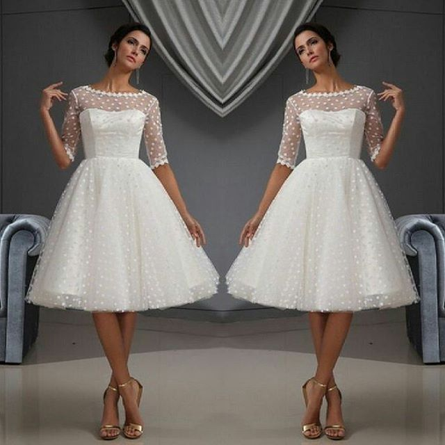 Best Wedding Dresses | Short Wedding dress