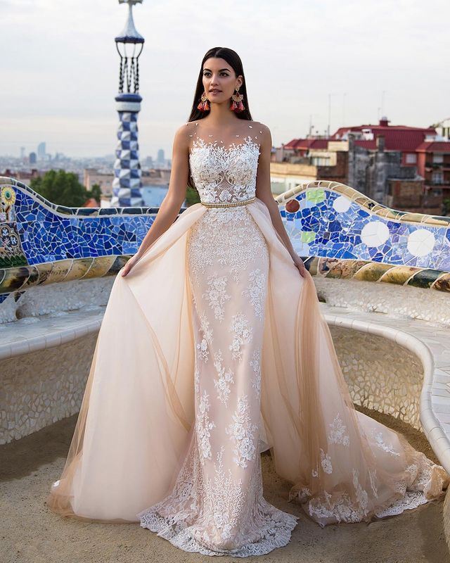 Best Wedding Dresses | Wedding dresses with mermaid style