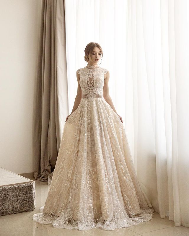 131 Timeless Wedding Dresses To Look Like A Fairy Tale Princess ...