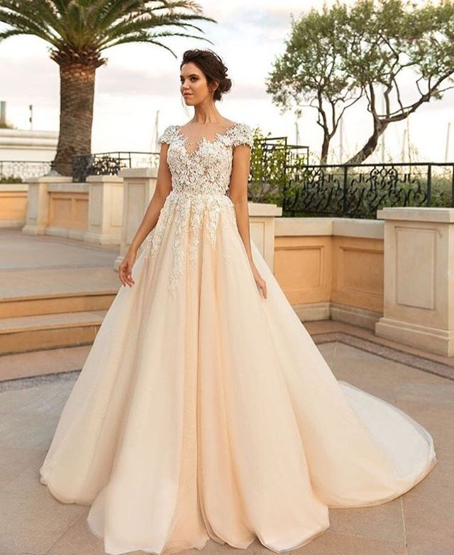 131 Best Wedding Dresses | Wedding dress princess style