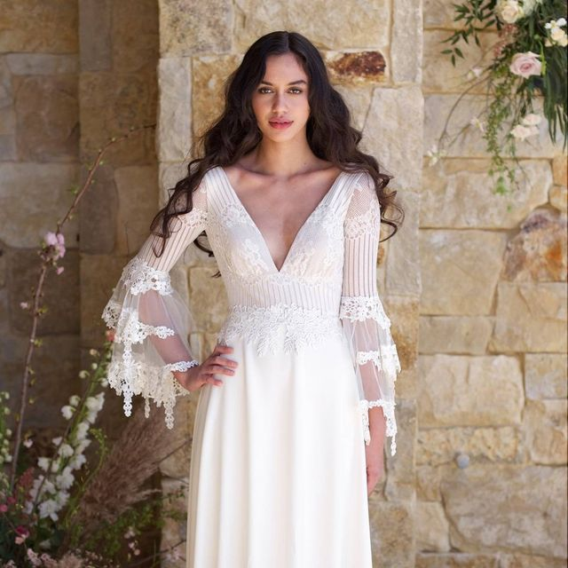 131 Best Wedding Dresses | Wedding dresses with lace sleeves
