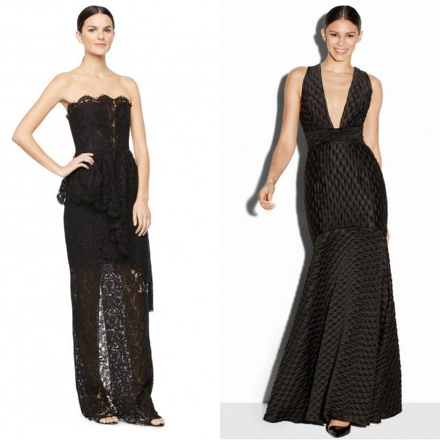 Evening dresses | Black evening dresses