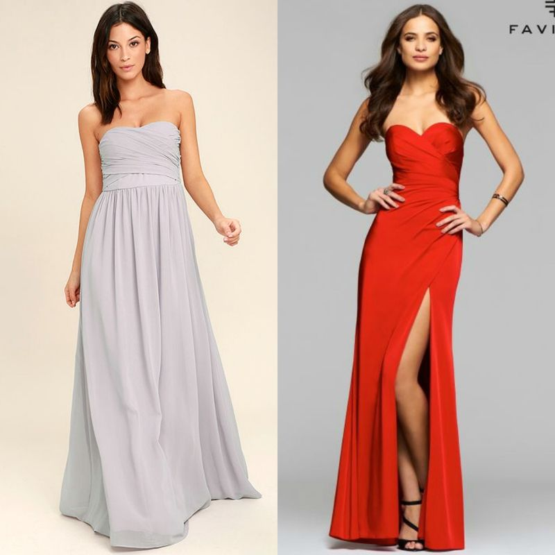 Evening dresses | Long evening dresses