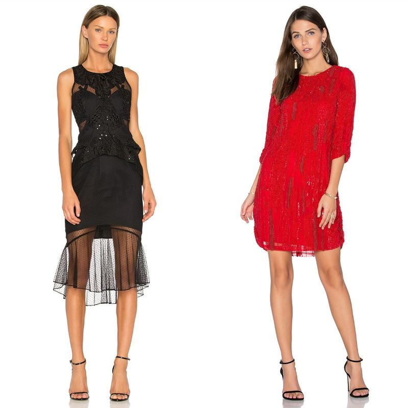 Evening dresses | Short evening dresses