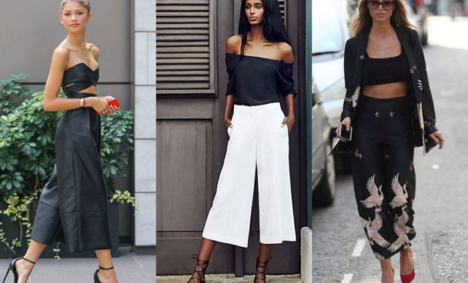 bd06f025cba6d6 47 Ideas About What Top To Wear With Culottes And Look Like A Fashion Expert
