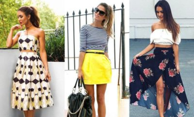 How To Style Summer Skirts