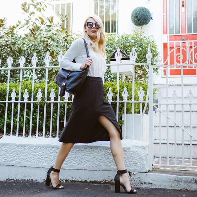 How To Style Summer Skirts | Cute ways to wear a midi skirt during summer