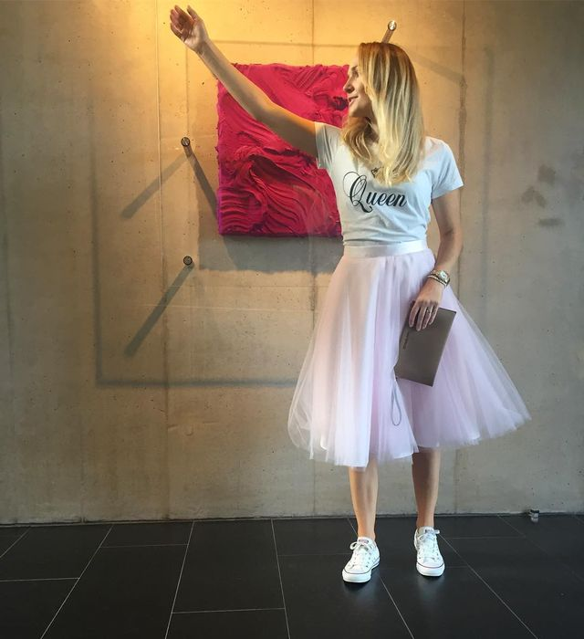 How To Style Summer Skirts | Stylish women are wearing tulle skirts