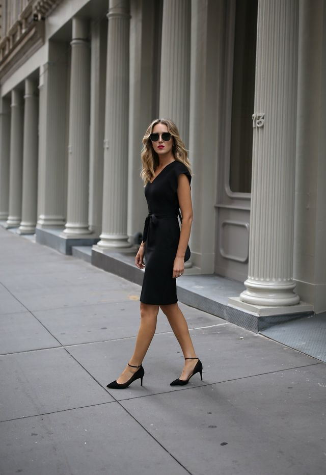 Dresses for a business casual outfit