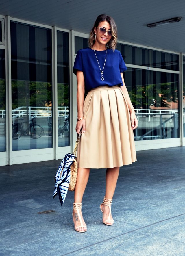 Cute business casual outfits with tops