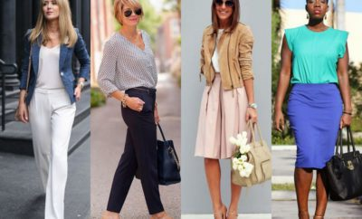 ummer Business casual outfits for women