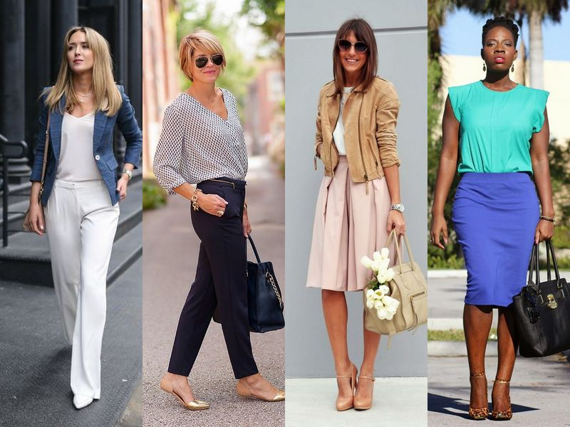 27 beautiful summer business casual outfits for women to