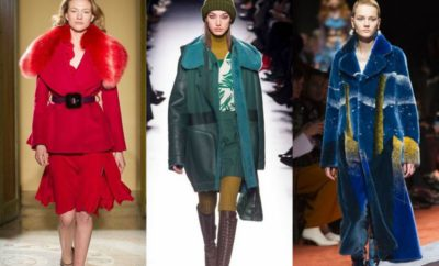 Fall Winter 2017 2018 color trends