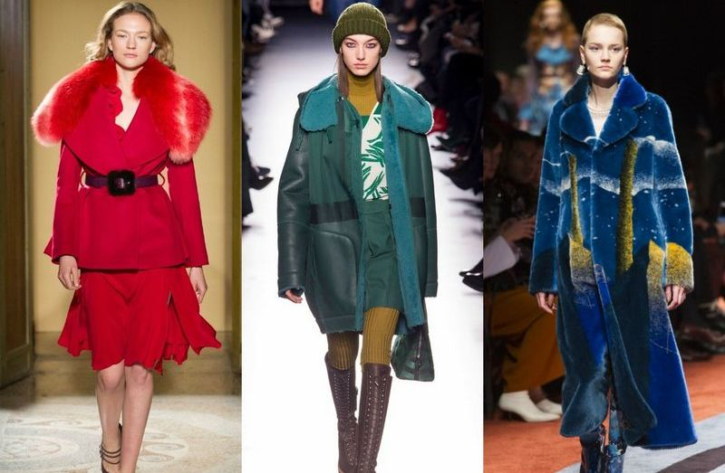 Fall Winter 2017 Color Trends