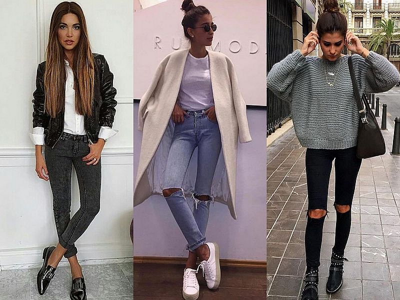 217f0ecb9f18 45 Ideas About How To Wear Skinny Jeans With Boots | Style & Tips ...