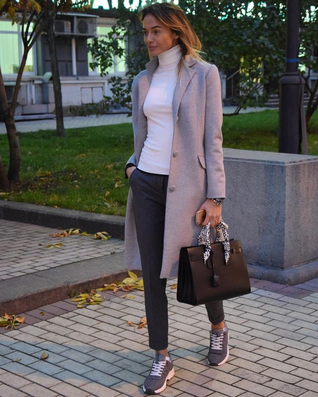 Business casual fall outfits for women