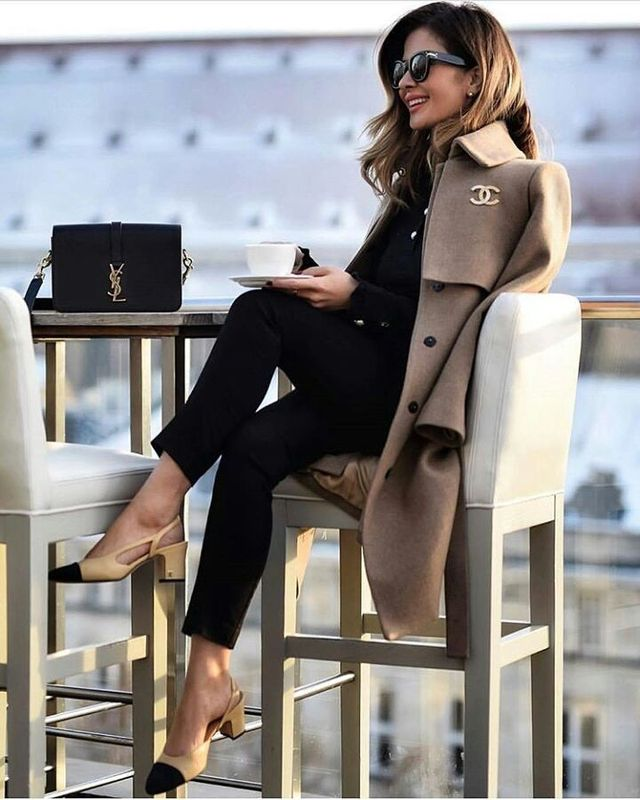 Casual Eleggant fall outfits for women
