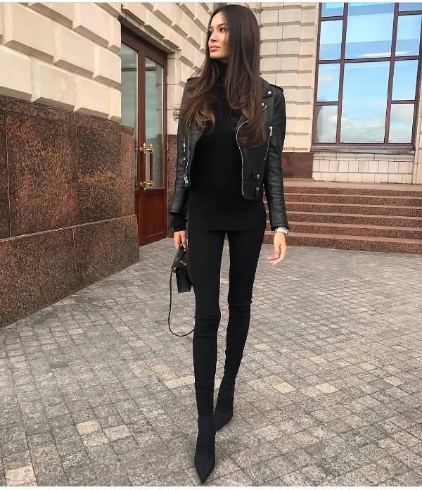 Winter date outfit