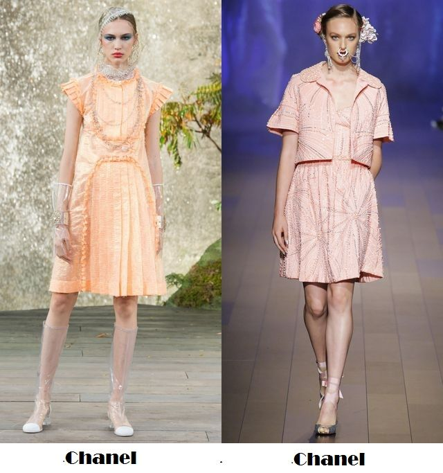 Chanel for spring summer 2018 fashion trends