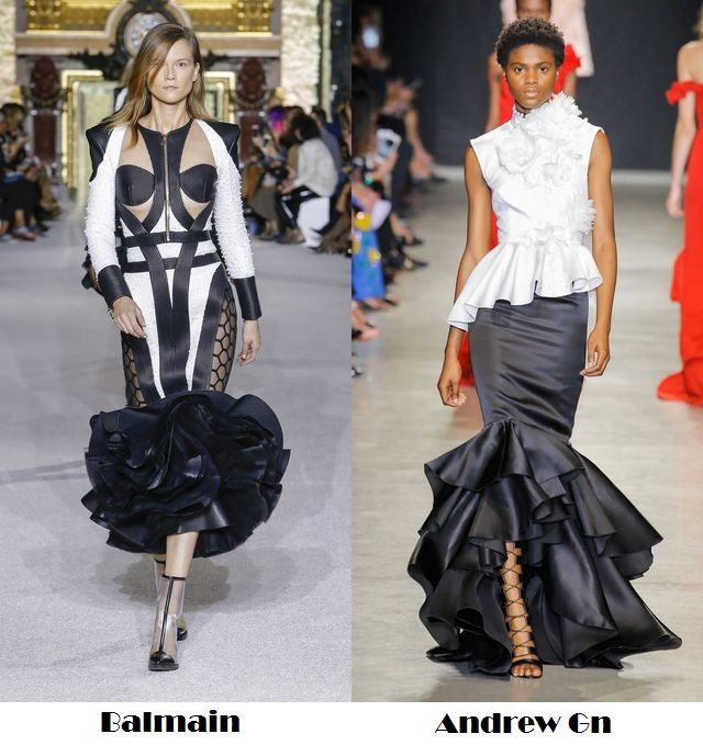 Spring summer 2018 fashion trends: ruffles