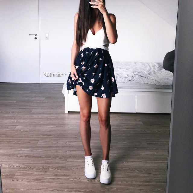 Summer outfits for teenage girl | Simple outfit for the summer