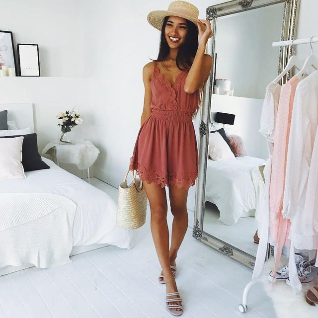 Summer outfits for teenage girl | Summer outfits with rompers