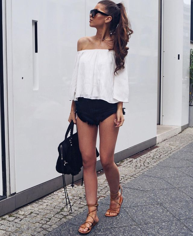 Summer outfits for teenage girl | Teenage casual outfits