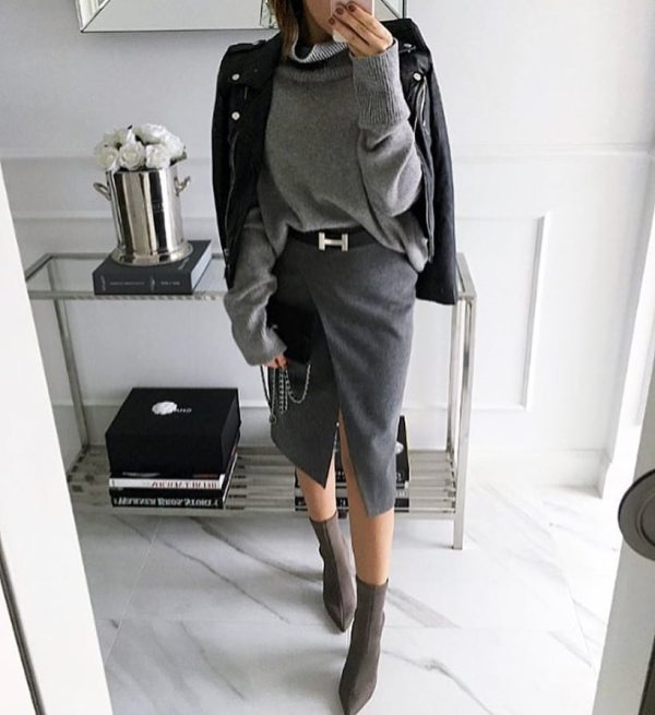 What to wear to a first dinner date when is cold outside