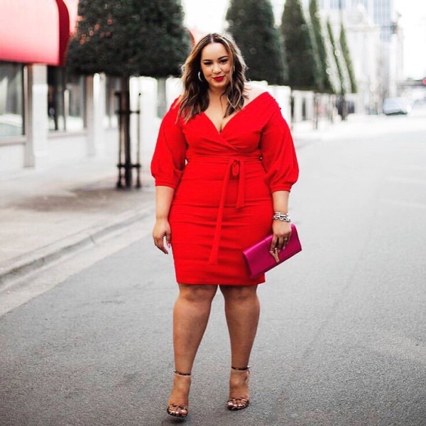 Spring Plus Size Outfit Ideas