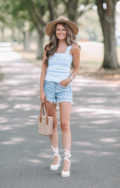 Cute short shorts outfits